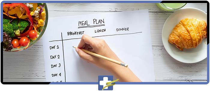 Meal Planning  in South Carolina