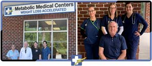 Directions to Metabolic Medical Centers in Bluffton, SC