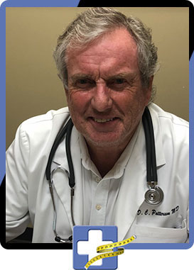 Donald Clayton Patterson MD - Metabolic Medical Centers in South Carolina